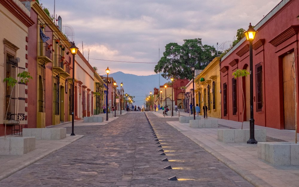 Oaxaca, Mexico: The Breathtaking City