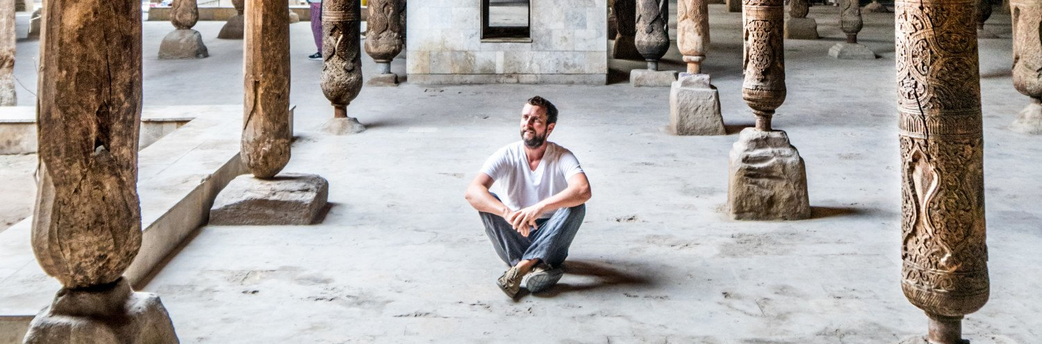 Discovering the Undiscovered: The Travel Pad Talks to Robert Michael Poole