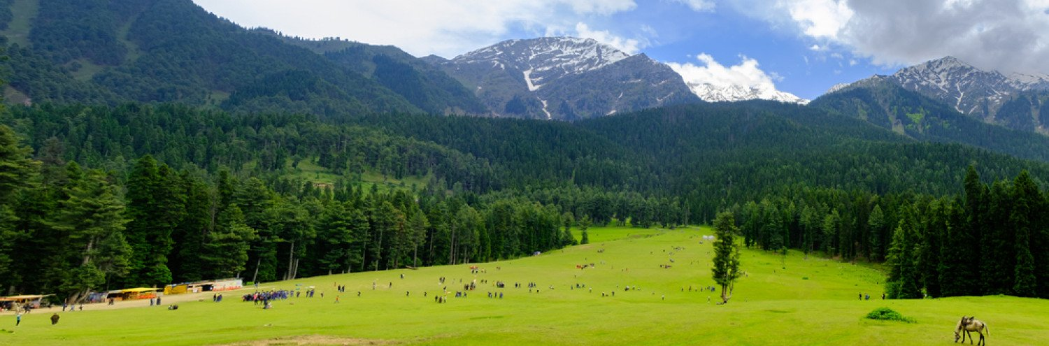 Paradise of Earth: The Traveller's Guide to Kashmir