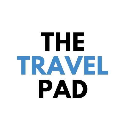 the travel pad logo