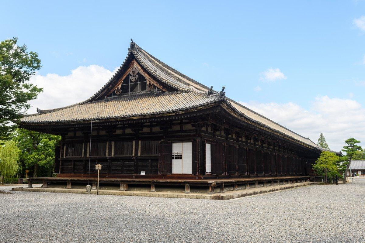 Sanjusangen-do Temple