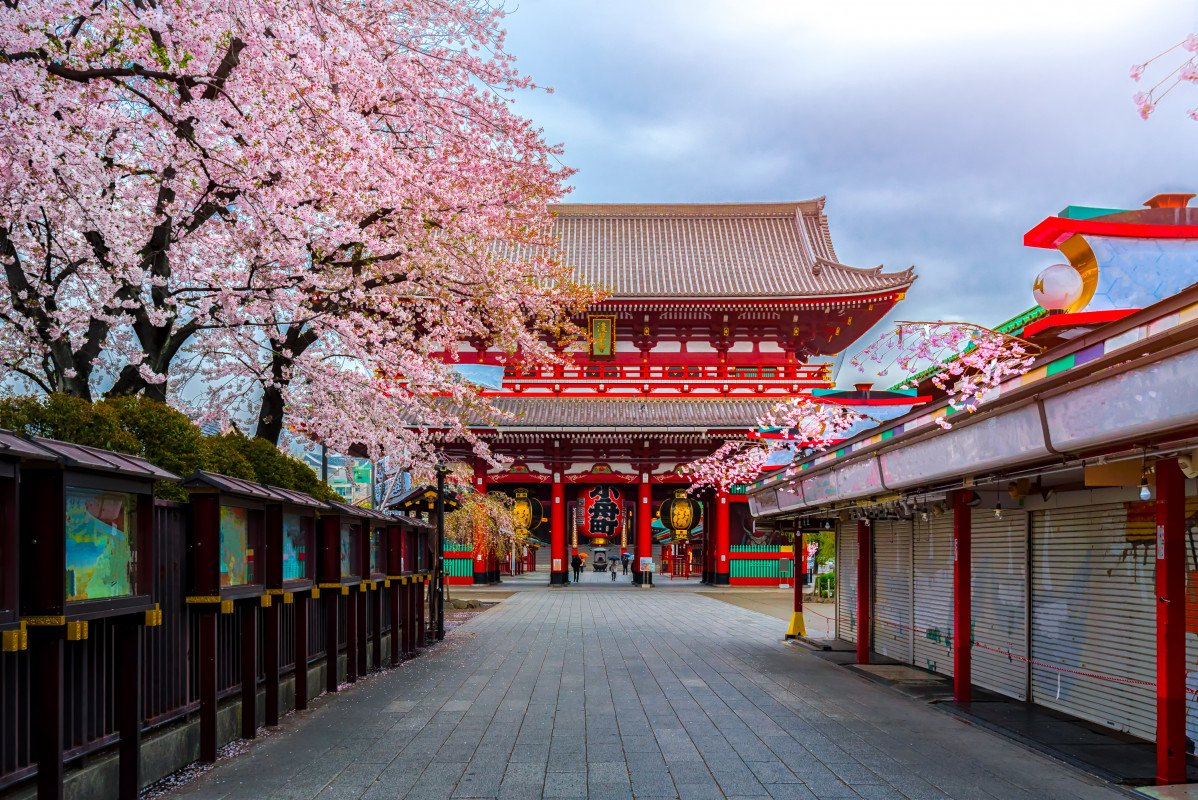 Sensoji-ji Temple