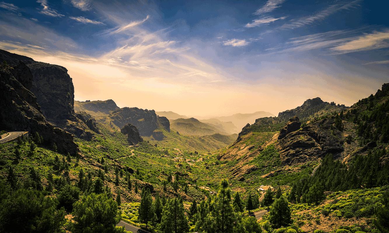 Gran Canaria island
