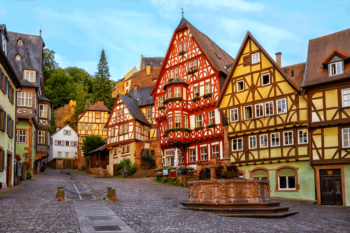 Miltenberg Medieval Old Town