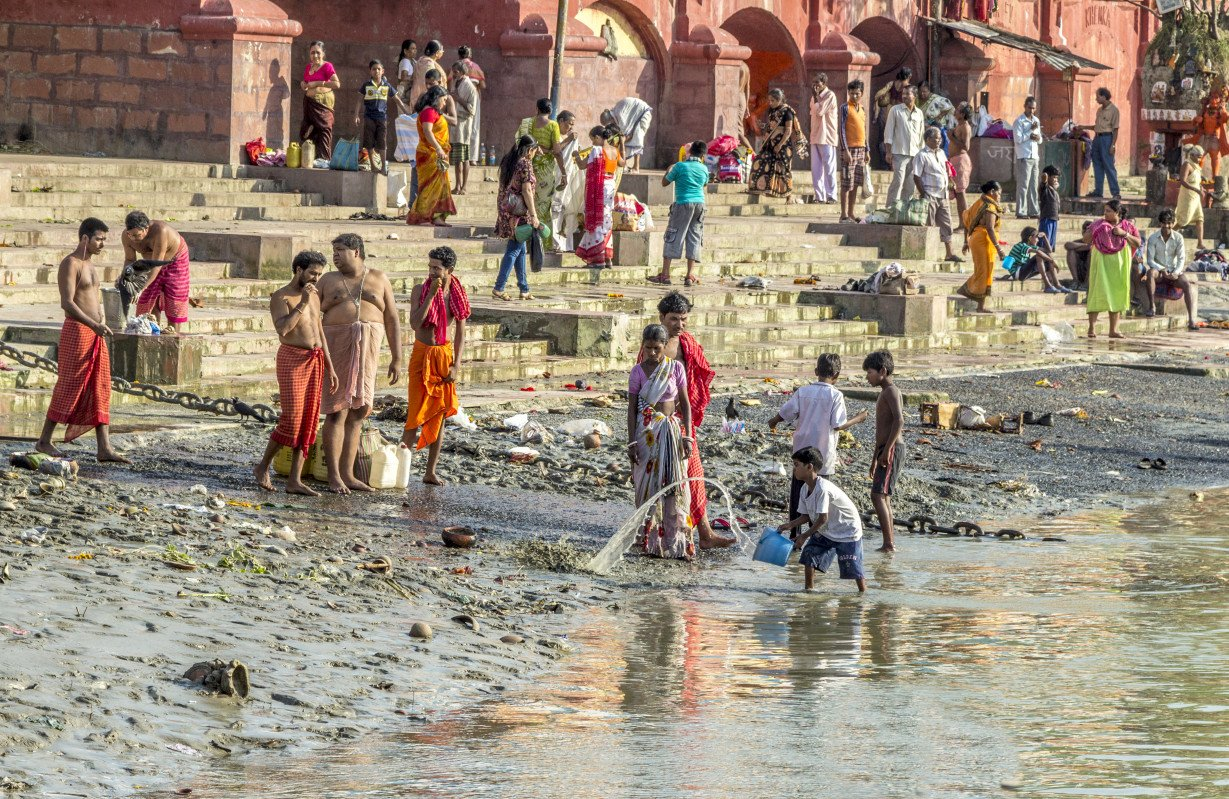 Holiest River for Hindus