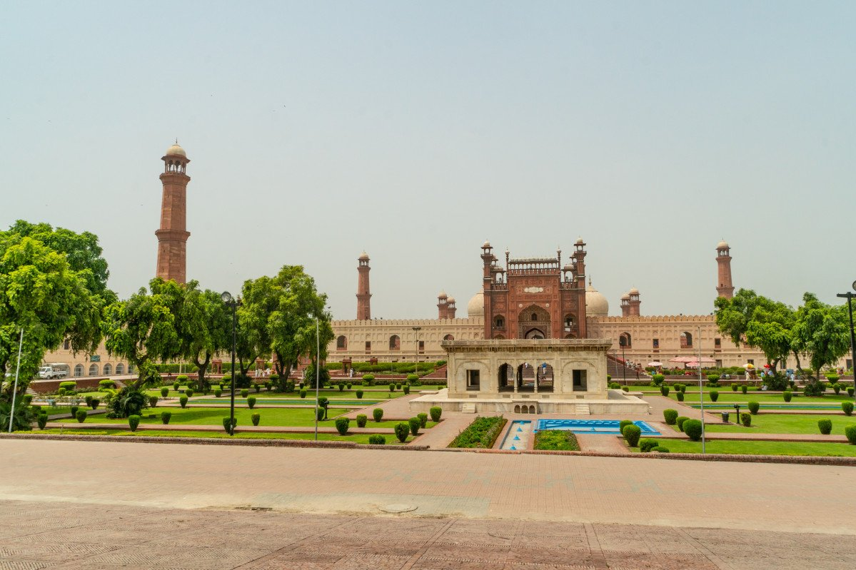 Badshahi Mosque, Pakistan.