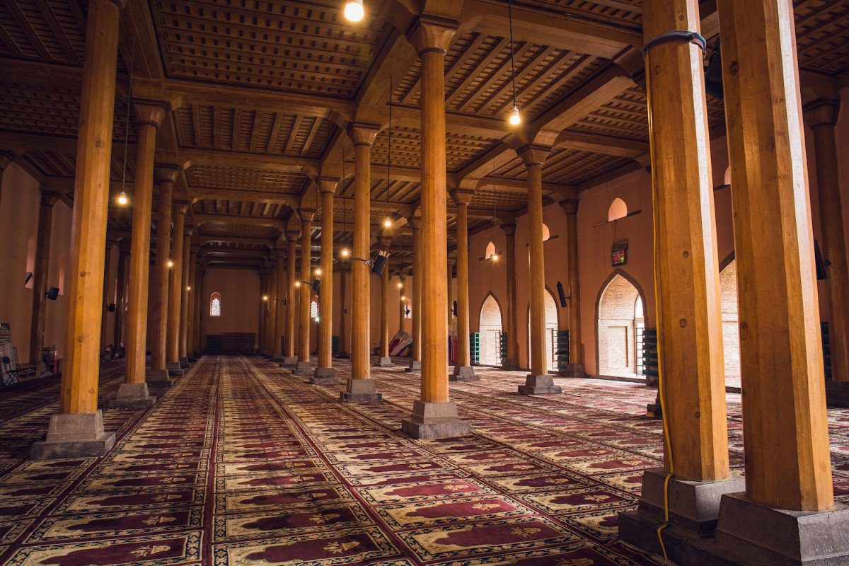 Jama Masjid, Kashmir