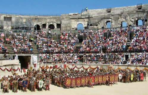 Great Roman Games