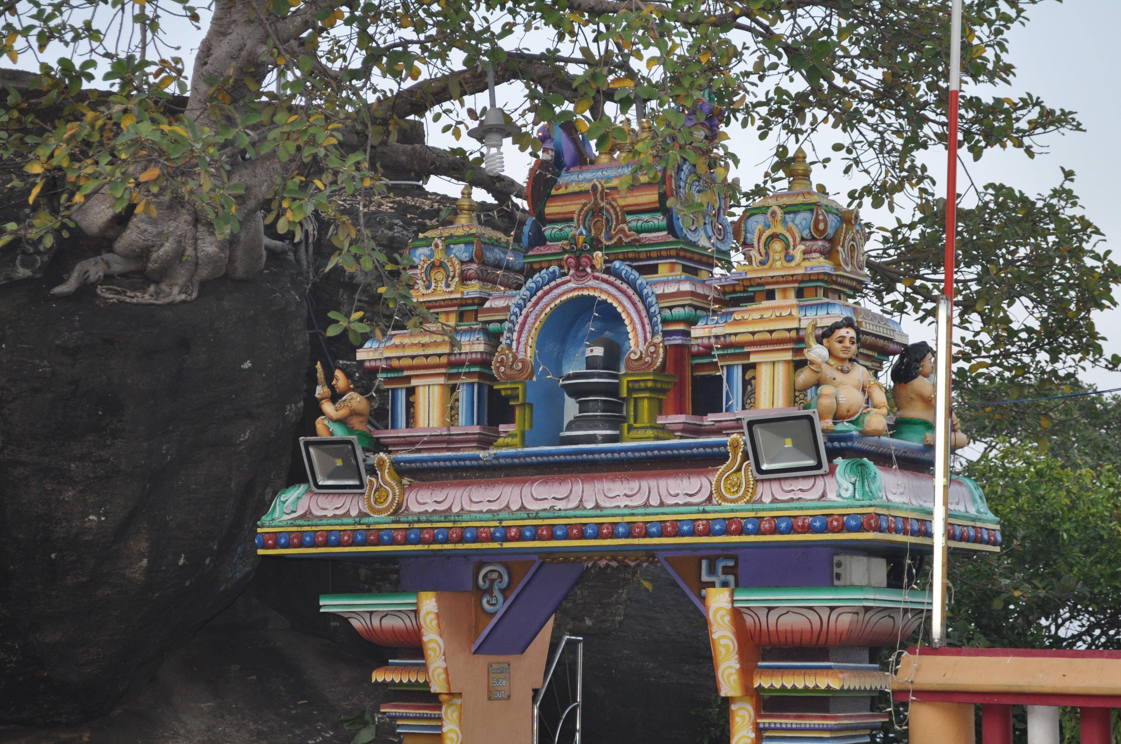 Knoeshwaran Hindu Temple, Trincomalee, Sri Lanka
