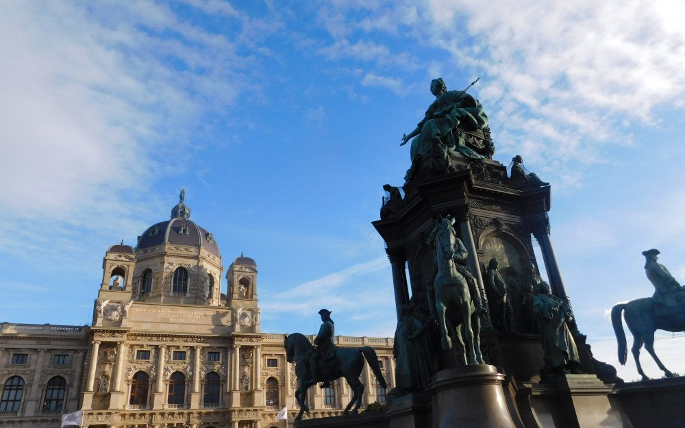 Art, taste and imperial grace : A weekend in Vienna