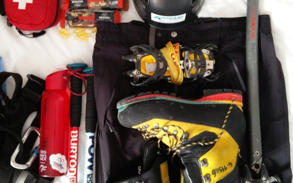 How and What to Pack for Climb Mont Blanc