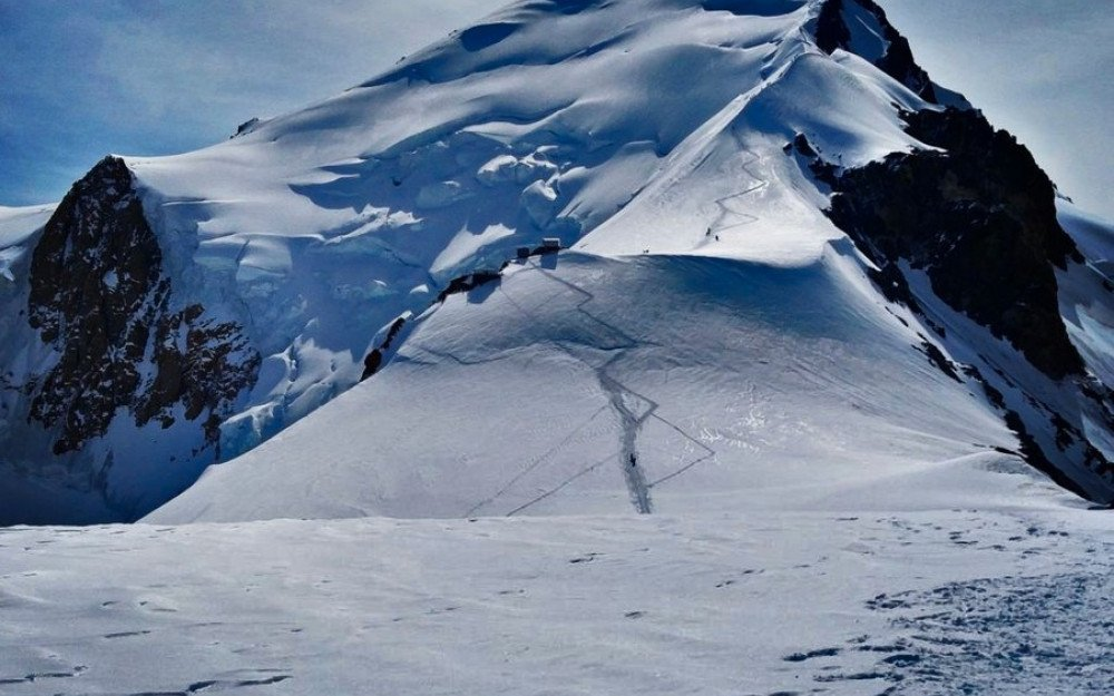 How to (nearly) climb Mont Blanc - Part 1