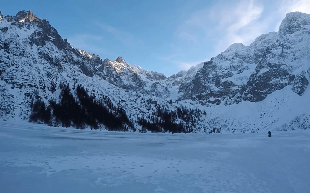 Zakopane's Most Famous Trail - Hiking to Lake Morskie Oko