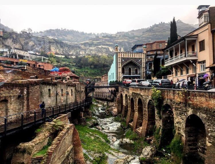 Shy Smiles of Tbilisi, Georgia