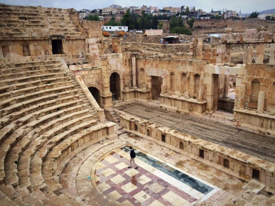 A Weekend Between Historical Ruins And Lots Of Fun: Jordan