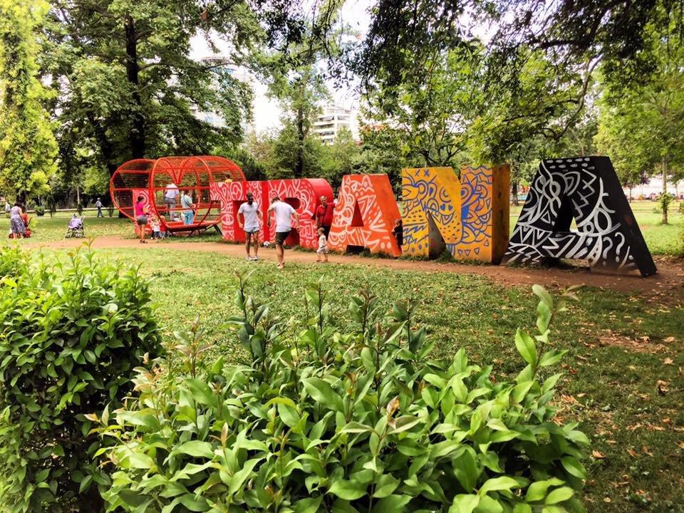 Sharing Kindness in Tirana, Albania