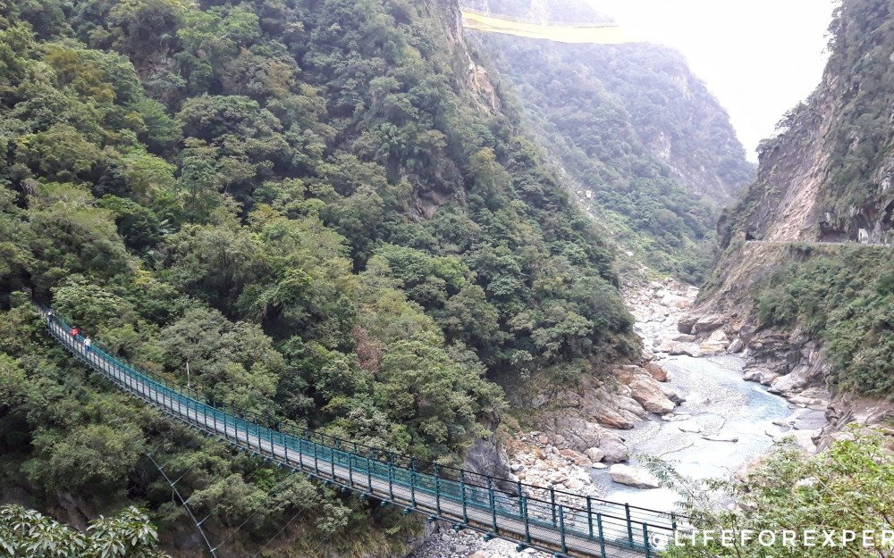 Breathtaking Nature of Taroko Gorge - The Best Travel Destination in Taiwan