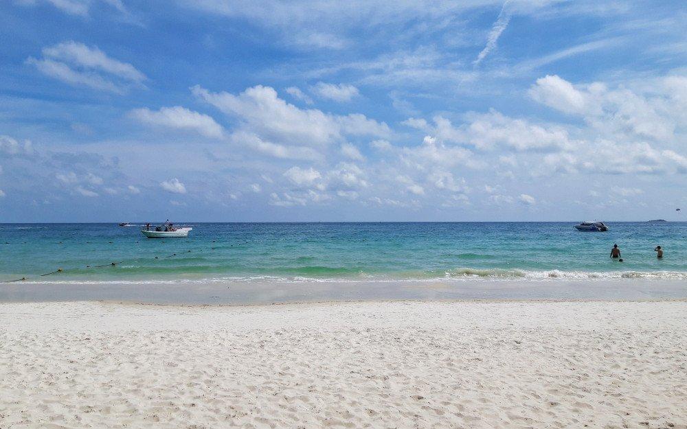 Teeny Tiny Thailand Island We Call As Ko Samet