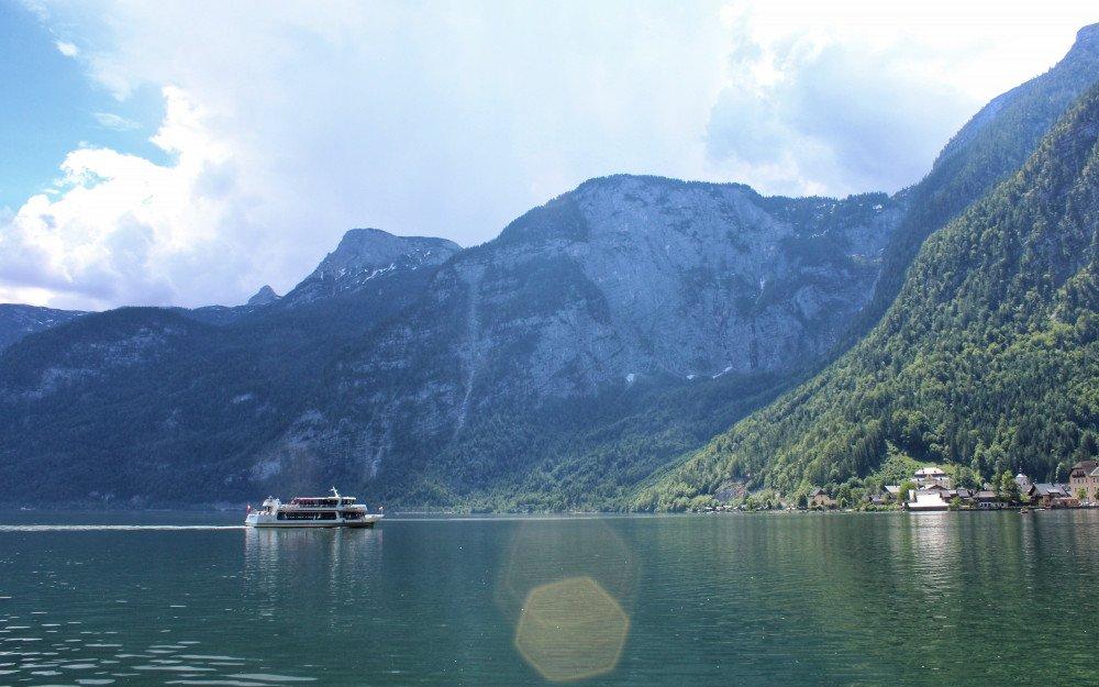 Hallstatt - The Pretty Lady of Austria