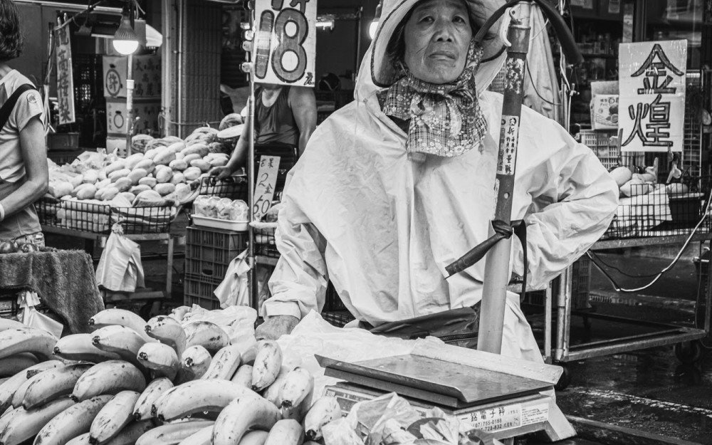 Speaking Through Rivers: The Humans of Gushan Day Market