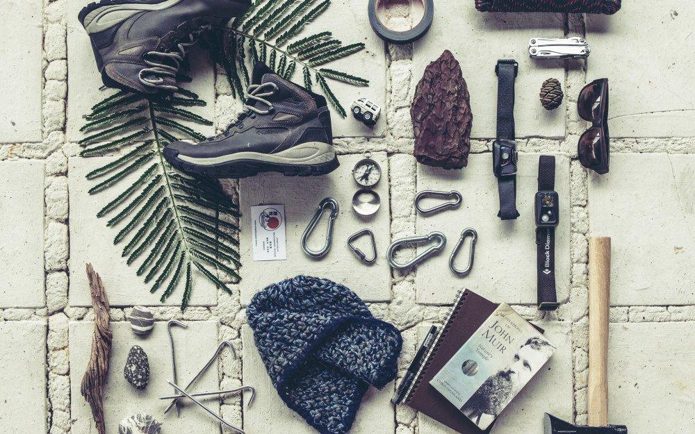 Vanlife Essentials: Taiwan Round Trip Packing Stuff