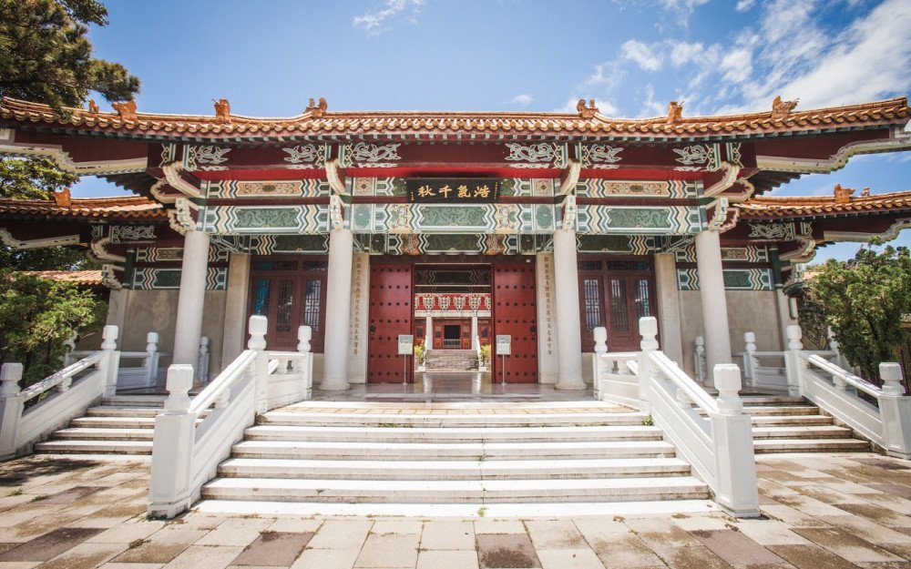 What to do in Kaohsiung: Martyrs' Shrine, A Mirror of Time
