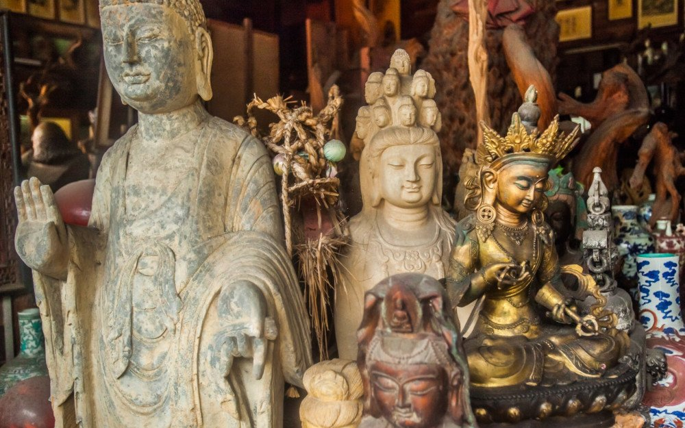 The Carvings of Time: San Yi Taiwan, Famous Wood Carvings of Asia