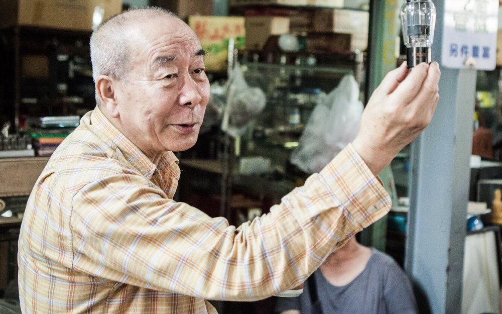 How to Capture a Life: Mr Mung's Camera Shop