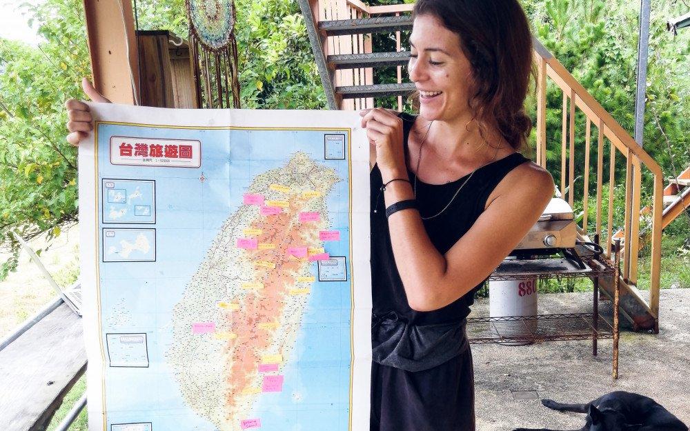 Hey, Let's Travel Around Taiwan: Day 1, Manzhou