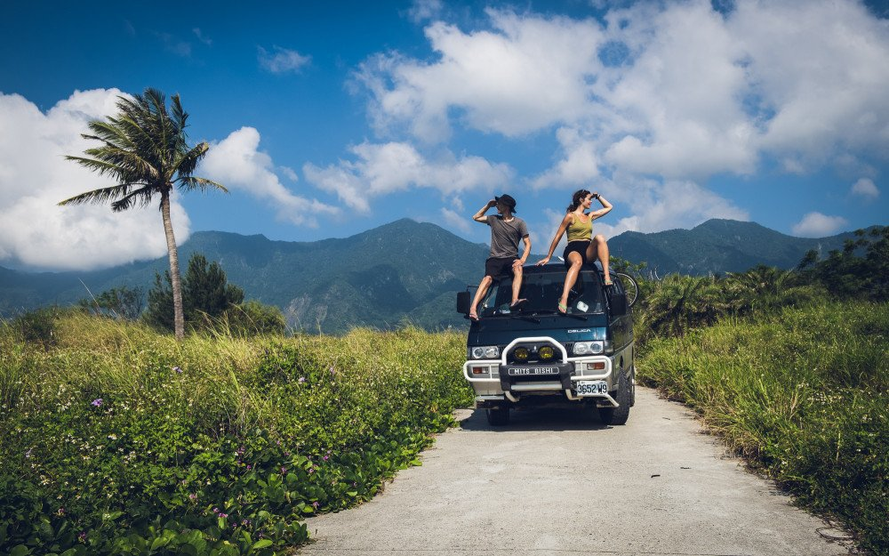 Hey, Let's Travel Around Taiwan Day 3: East Coast Taitung